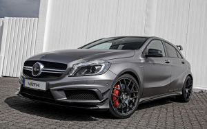 2014 Vaeth Mercedes-Benz A 45 AMG by ThexRealxBanks