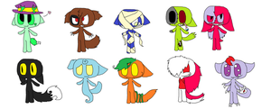 htf adoptables open (ALL UNDER 10 POINTS!!!!!!) by charleetheheghog00