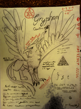 Gryphon by MF99K