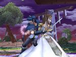 Zelda and Marth 1 by Radient-Dawn-Chu