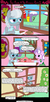 The Pirate And The Princess Part 1 by FicFicPonyFic