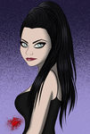 Amy Lee by LuxBlack