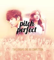 A Pink and Infinite - Pitch Perfect by sayhellotothestars