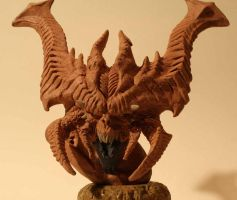 Diablo Sculpt WIP by VanLogan