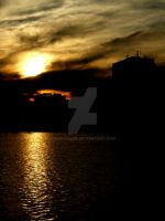 River Sunset 07 by dknuckles
