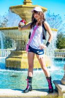 Pokemon Trainer Touko by leppa-berry