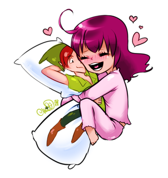 smile precure - i love you peter pan! by the-star-samurai