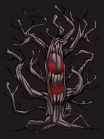 Say 'Hello' to Mr. Tree by stinawo