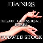 Hands:  Classical Pose Pack by Cobweb-stock