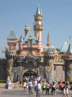 Cinderellas Castle by Rayning