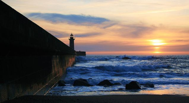 The LightHouse by luthviann