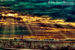 Rays of Sunlight HDR by TabithaS-Photography