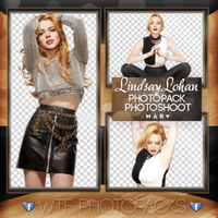 +Photopack png de Lindsay Lohan. by MarEditions1