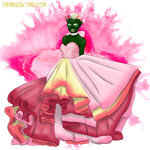 Calliope Prom Night by P3numbr4