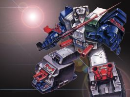 Fortress Maximus by Klunker-Decepticon