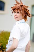 KH 2 - Waiting for you by Evil-Uke-Sora