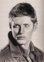 Jensen Ackles by Larry-the-cucumber