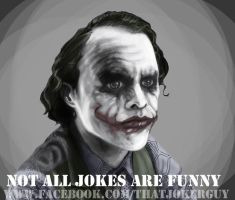 Not All Jokes Are Funny by sinj