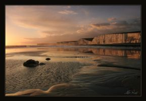 Gold Cliffs of Sussex by MaX-DooM