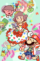 KYARY X NINTENDO by WishingGirl