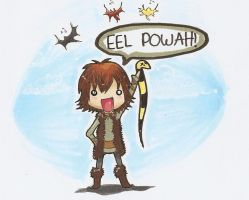 eel power by why-yari