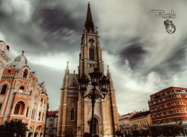 Novi Sad by Piroshki-Photography