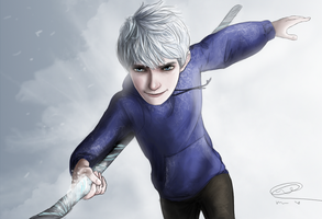 Jack Frost again by dancinghamtoro
