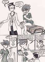 Jackie Spicer Page 51 by RetroOutro