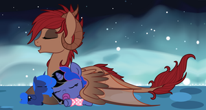 Sleepy Nap Time by EvilFrenzy
