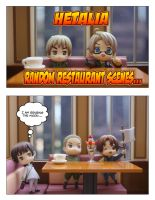 Hetalia Restaurant Scenes Page 1 by here-and-faraway