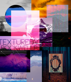 Rockwell Texture Pack #001 by gabyless