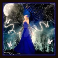 Blue Faery by FairieGoodMother