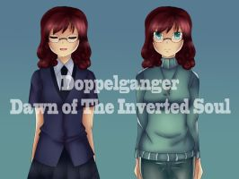 Doppelganger Final -- Lucia Nicol by azureXtwilight-rllz