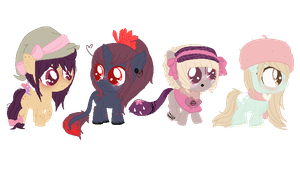 Filly Adopts - CLOSED by acervine