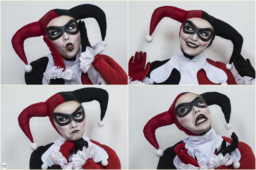 Classic Harley Quinn 27 by ThePuddins