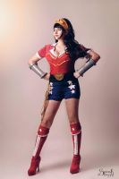 Wonder Woman! by xenia1369