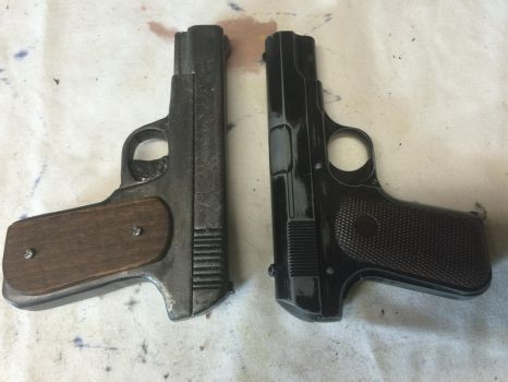 Colt 1903 Side-by-Side by CaldwellB734