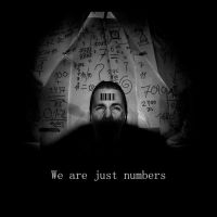We are just numbers by LucienWittwer