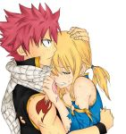 Natsu and Lucy: Fairy Tail Movie by aplbunny
