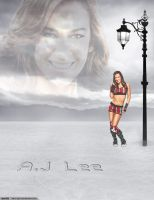 A.J Lee by Devil-GFX