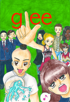glee by clowcard27