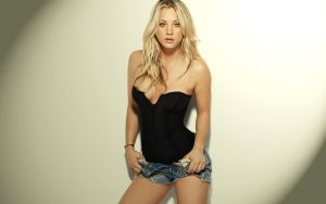 Kaley Cuoco by m4riOS