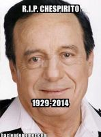 descanse en paz chespirito by mrstoonation