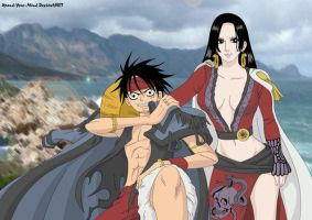OP - Pirate King and Queen by Xpand-Your-Mind