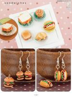 Gneeworks Clay Catalog: Sandwiches/Deli by junosama