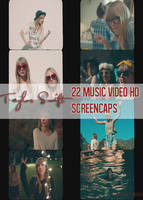 Taylor Swift 22 Music Video HD Screencaps by smileymileysworld