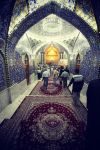 Imam Hussein Shrine by HOOREIN
