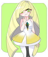 Lusamine by LupaChan