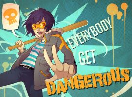 Get DANGEROUS by WhipsmartMcCoy