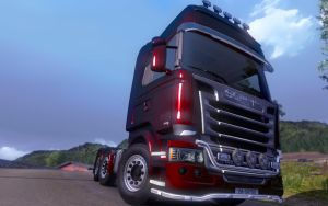 New Scania #2 by RoninMoose